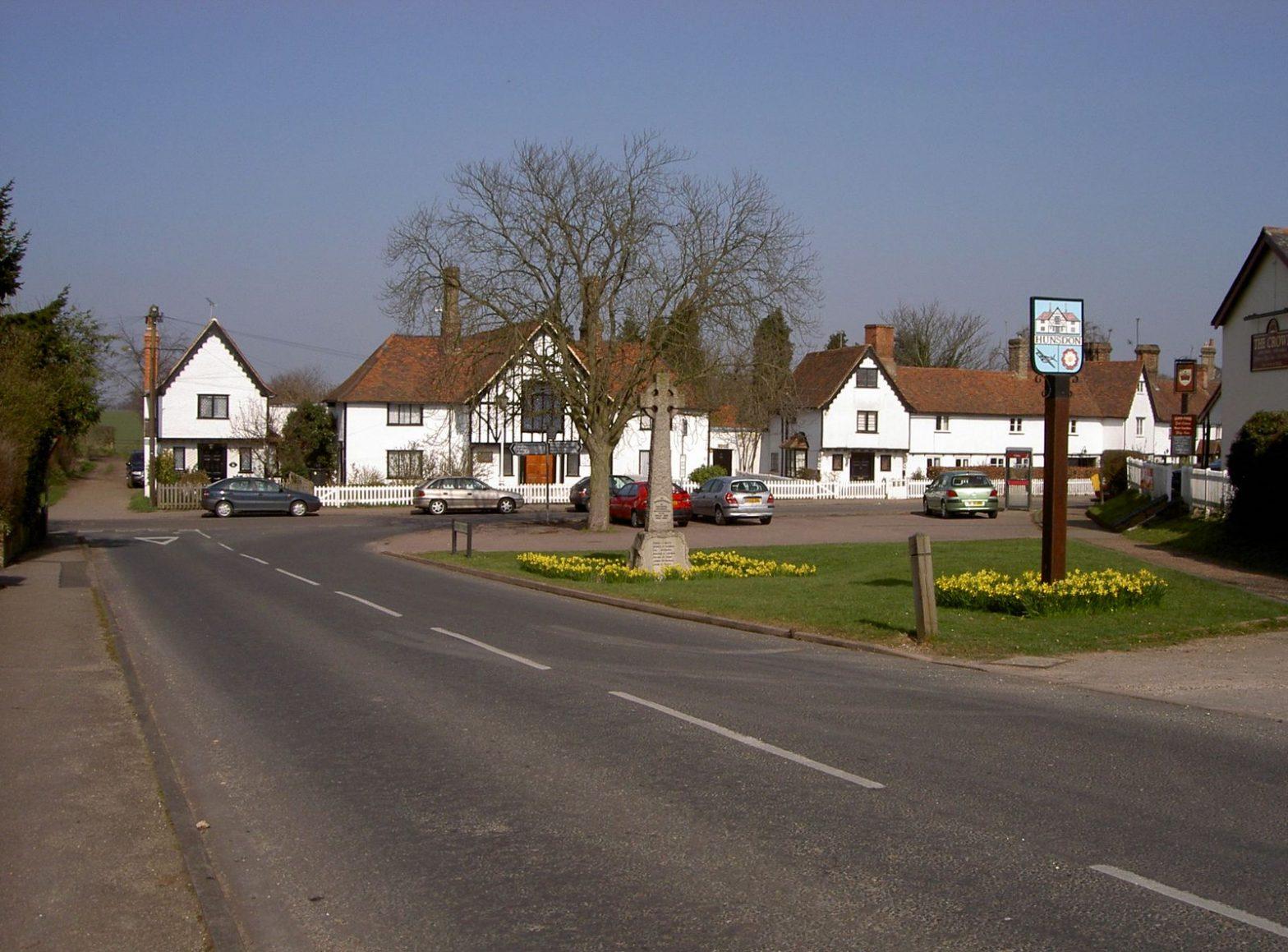 Hunsdon Village Centre